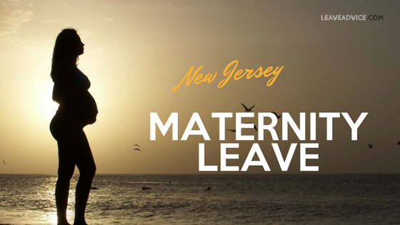 Paid maternity leave new jersey