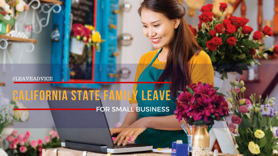 California state family leave for small business